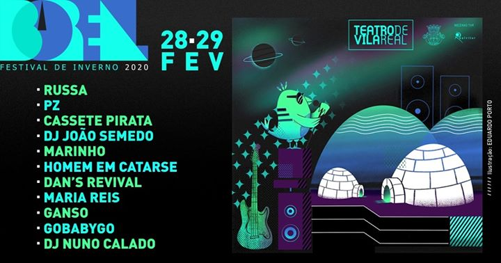 Boreal - Festival de Inverno 2020