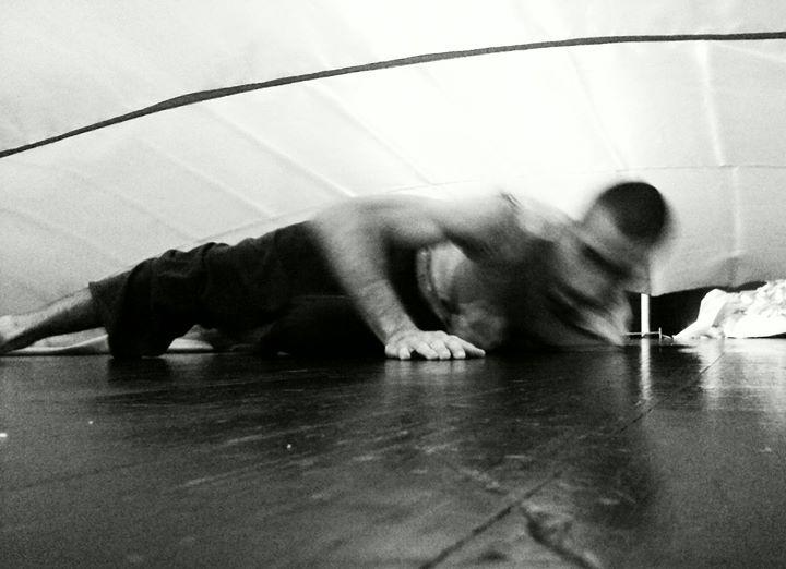 Sessão dança Contemporânea