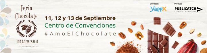 Feria de chocolate 2020