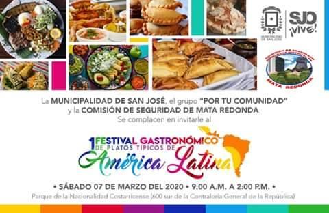 Feria Gastronómica