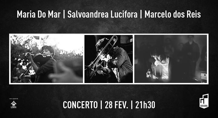 Concerto: Maria do Mar / Salvoandrea Lucifora / Marcelo dos Reis