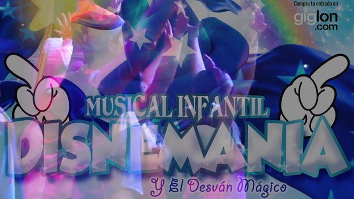 Musical infantil 'Disnemanía y el Desván Mágico'
