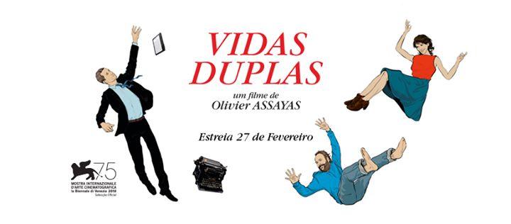 Vidas Duplas, de Olivier Assayas, no Teatro Campo Alegre