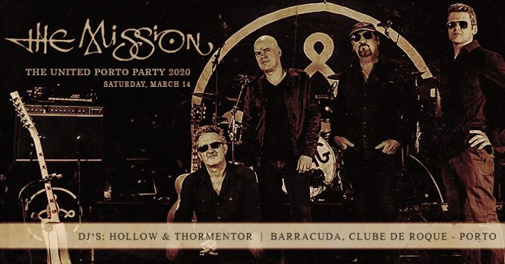 The Mission: The United Porto Party 2020 - Barracuda