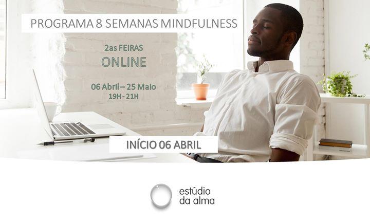 Programa 8 Semanas Mindfulness - Online