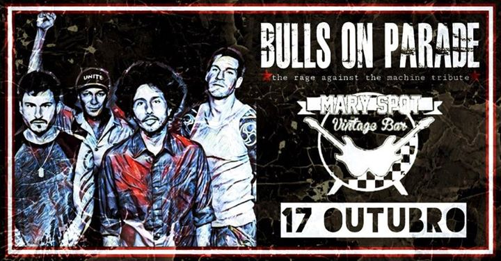 Bulls on Parade tributo a Rage Against Machine
