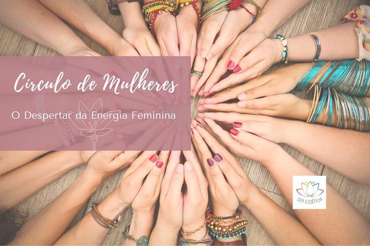 Círculo de Mulheres- O Despertar da Energia Feminina