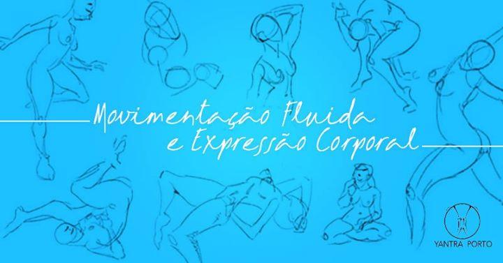 Movimentação Fluida e Expressão Corporal [workshop]