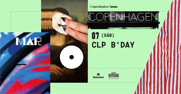 CLP b'day I DJ Riskit e Dylan (convidados)