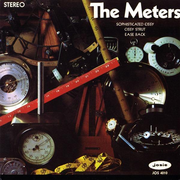 Música Assistida #6 - The Meters