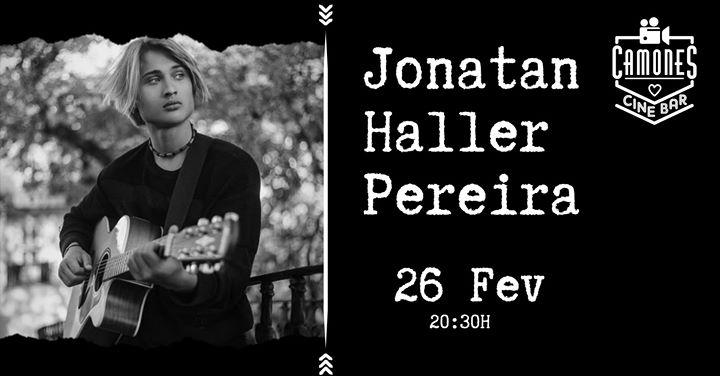 Jonatan Haller - Música ao Vivo