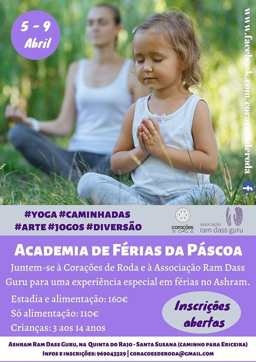 Academia Férias Páscoa - Sintra Quinta do Rajo