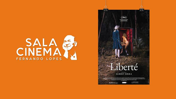 Liberté - Cinema Fernando Lopes