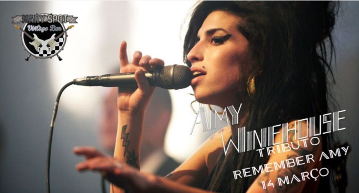 Remember Amy tributo Amy Winehouse