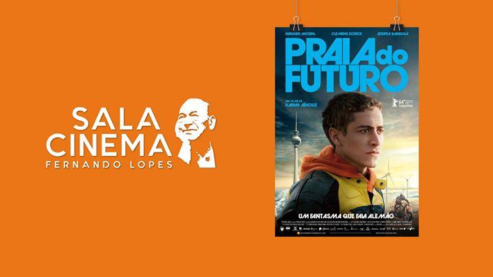 Praia do futuro - Cinema Fernando Lopes