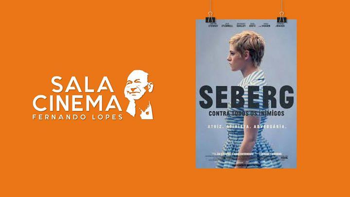 Seberg - Contra todos os inimigos - Cinema Fernando Lopes