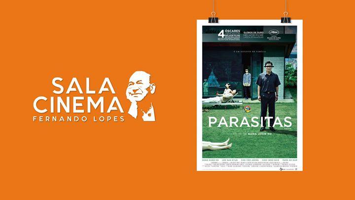 Parasitas - Cinema Fernando Lopes