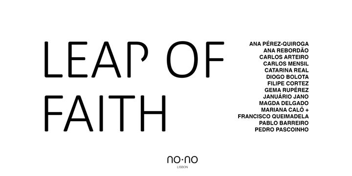 Opening | Leap of Faith