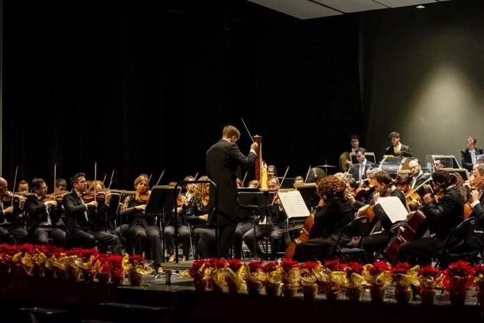 Concierto de la Orquesta de Extremadura