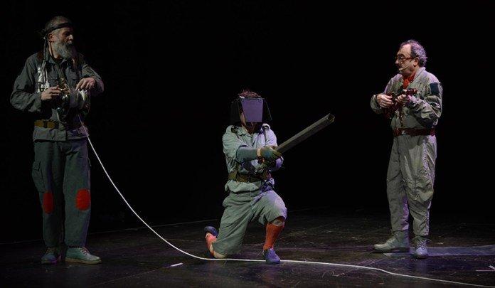 Teatro en familia – 'El viaje de Ulises'