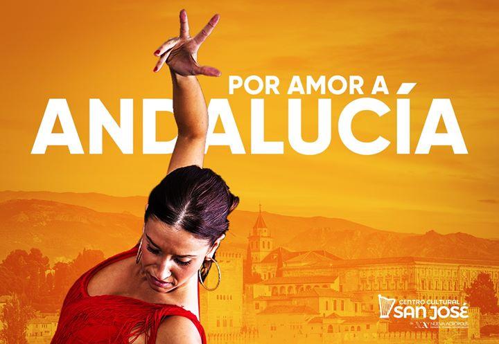 Por amor a Andalucía - Tarde de arte