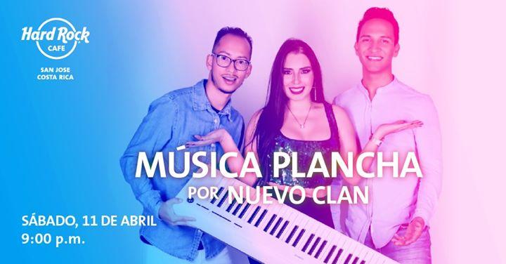 Música Plancha por Nuevo Clan