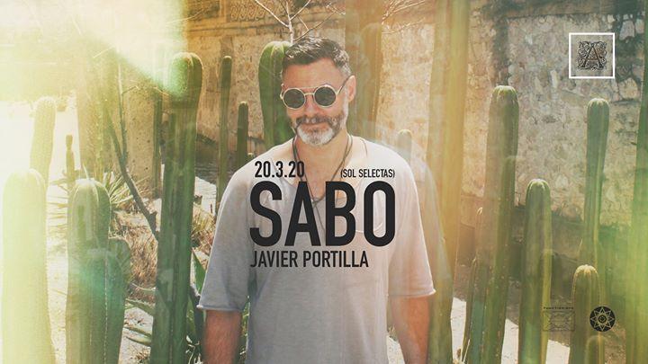 Antik presenta: Sabo (Sol Selectas)