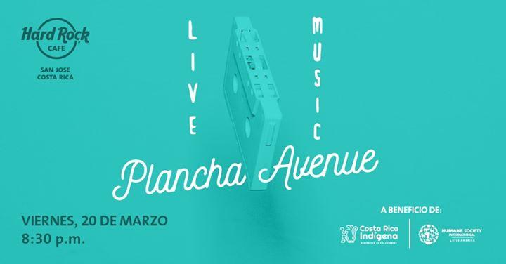 Plancha Avenue