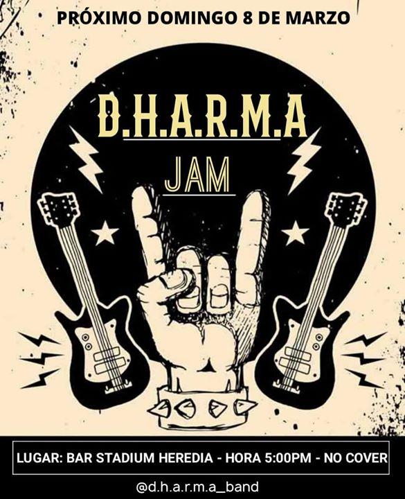 D.H.A.R.M.A. Jam!