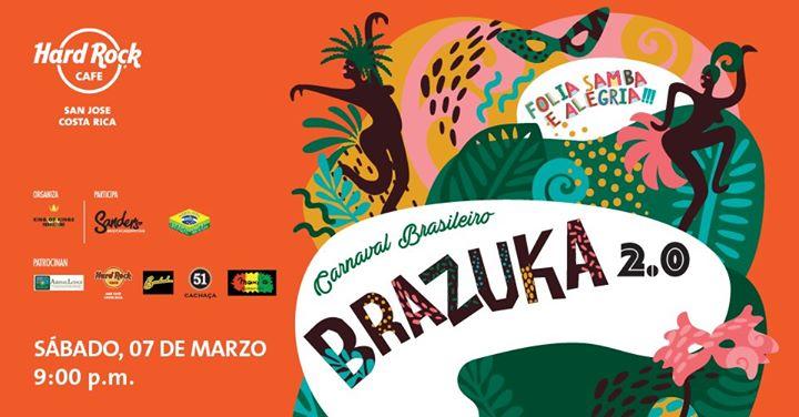 Carnaval Brasil 2020 Brazuka 2.0