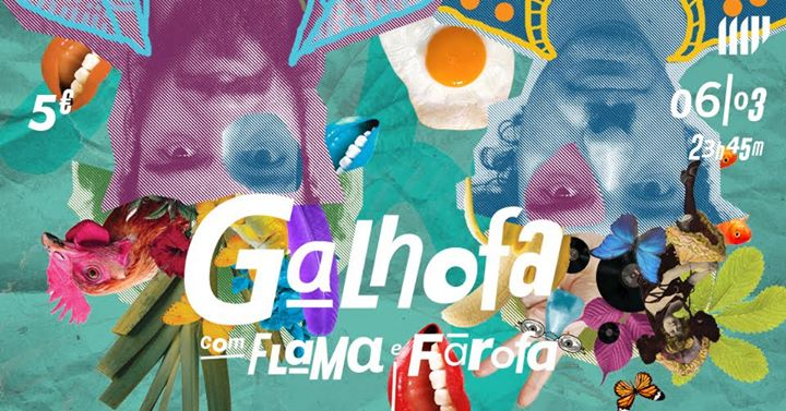 Galhofa #3 com Flama y Farofa