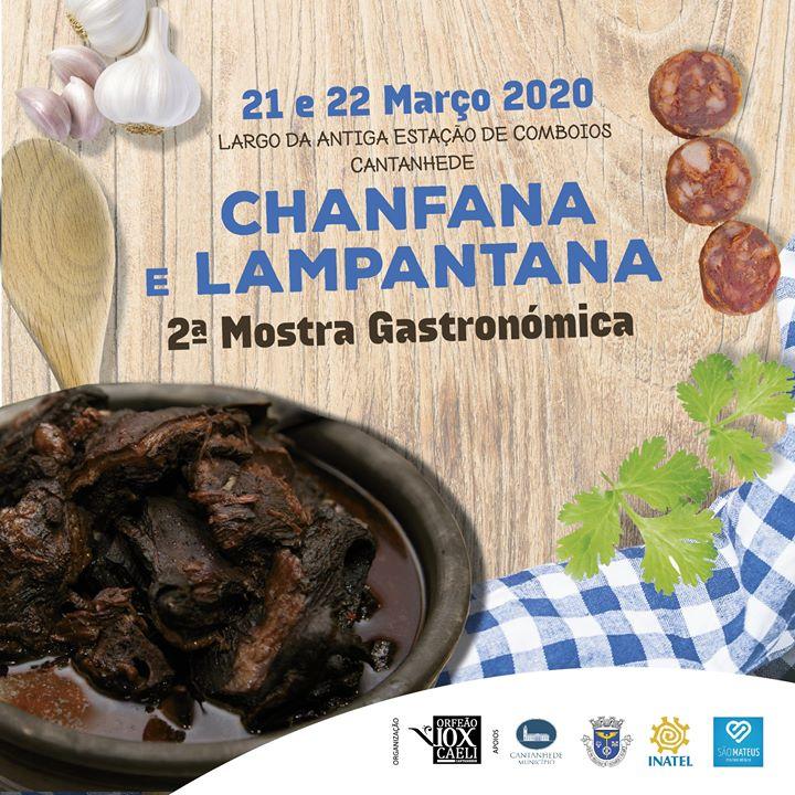 2ª Mostra Gastronómica da Chanfana e Lampantana