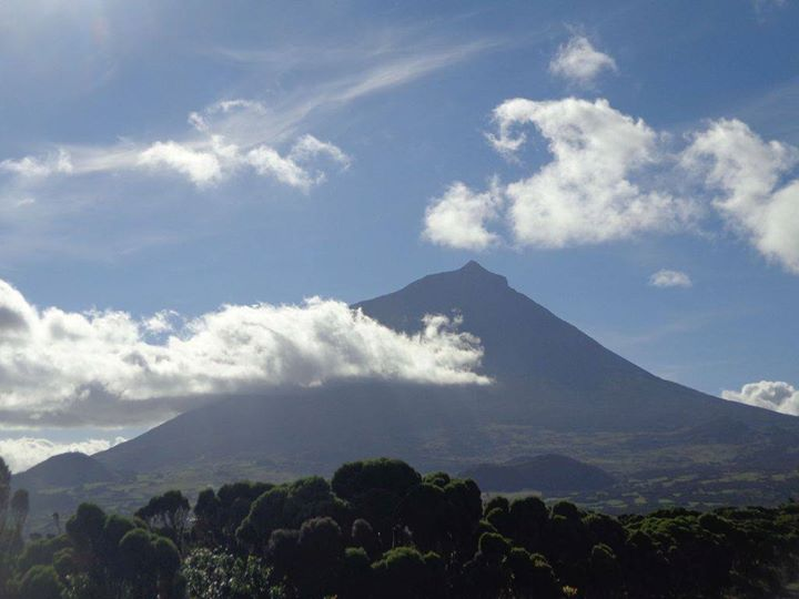 Caminhando no Pico, São Jorge e Graciosa