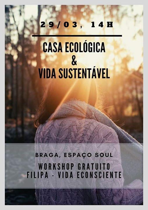 Workshop gratuito 'Casa Ecológica & Vida Sustentável'