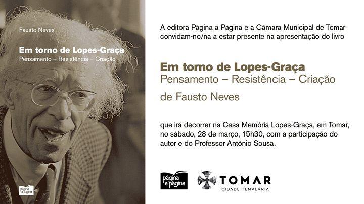 Fausto Neves 'Em torno de Lopes-Graça'