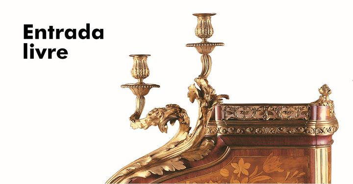 Inauguração: Exposição 'A Idade de Ouro do Mobiliário Francês'