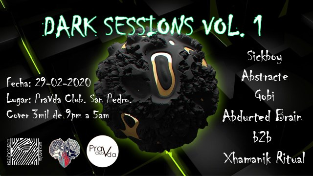 Psychedelic Love Gathering III ♡ [Dark Sessions Vol 1]