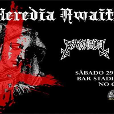 Heredia Awaits: Paganist + Phantom