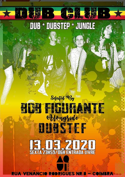 Dub Club Aqui Base Tango