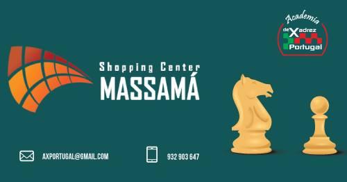 Torneio de Xadrez 'Shopping Center Massamá'