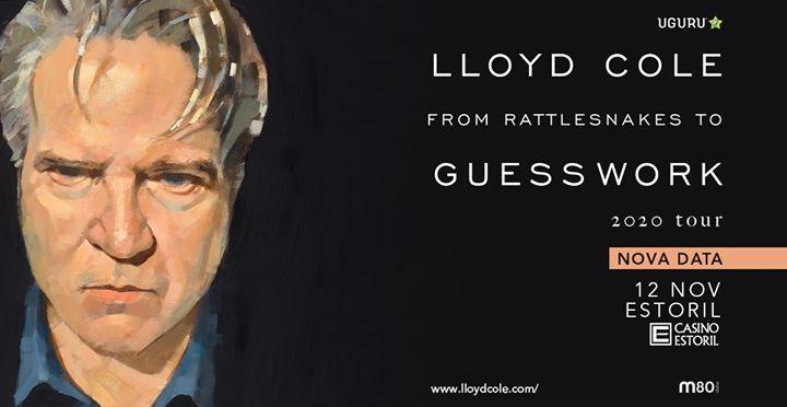 Lloyd Cole - Estoril - NOVA DATA