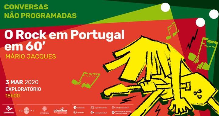 Conversas não Programadas - O Rock em Portugal em 60'