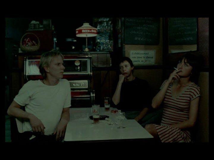 Projeção de 'Toute une nuit' de Chantal Akerman (1982)
