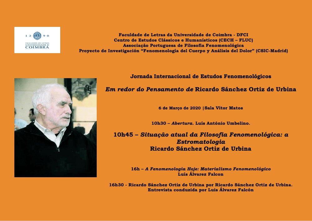 Jornada Internacional de Estudos Fenomenológicos