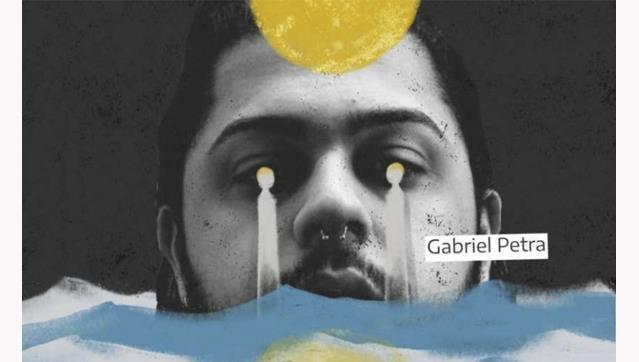 """Gabriel Petra - Lançamento de """"Love is not for me"""" editado em Londres em 2019"""