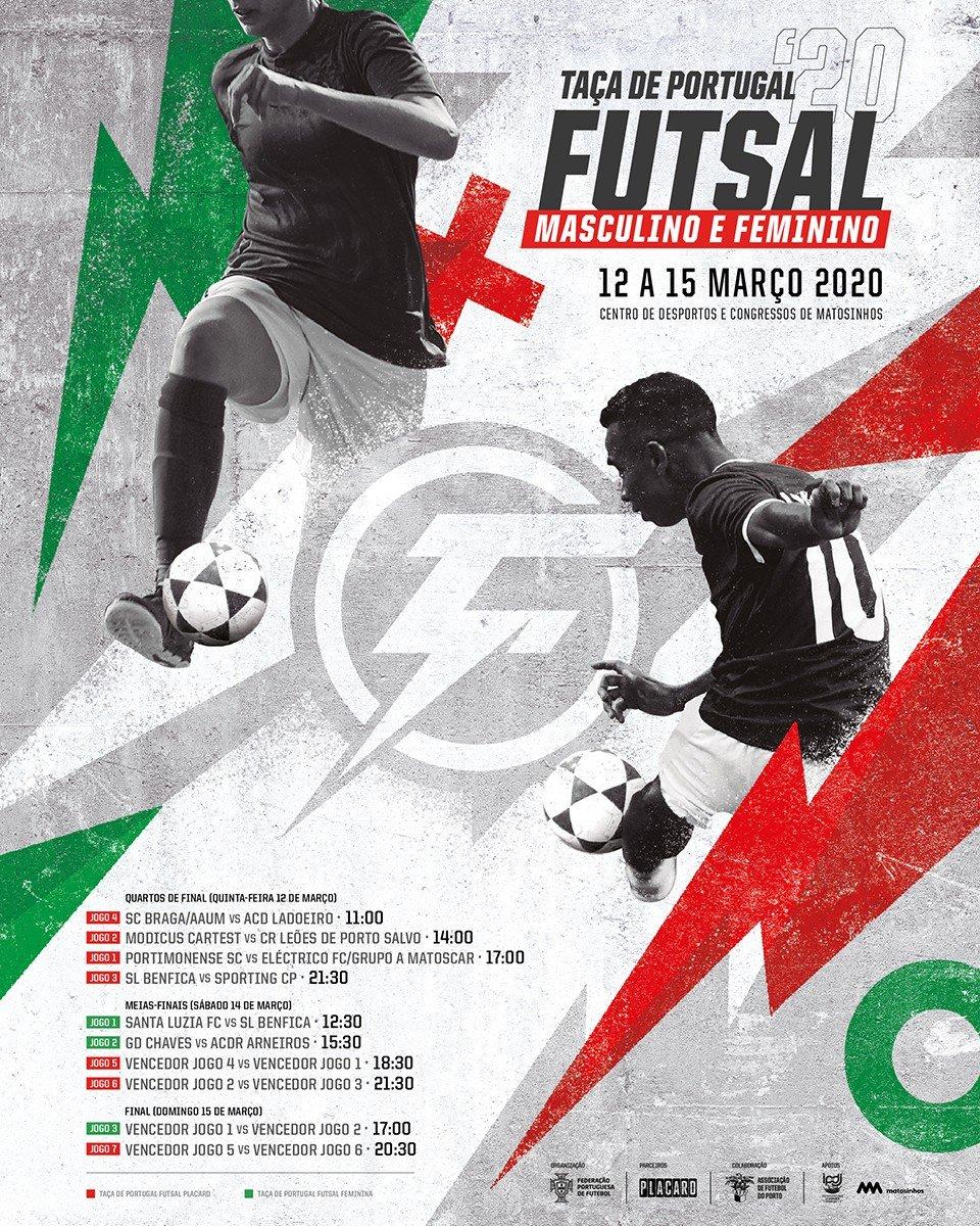 Futsal - Taça de Portugal
