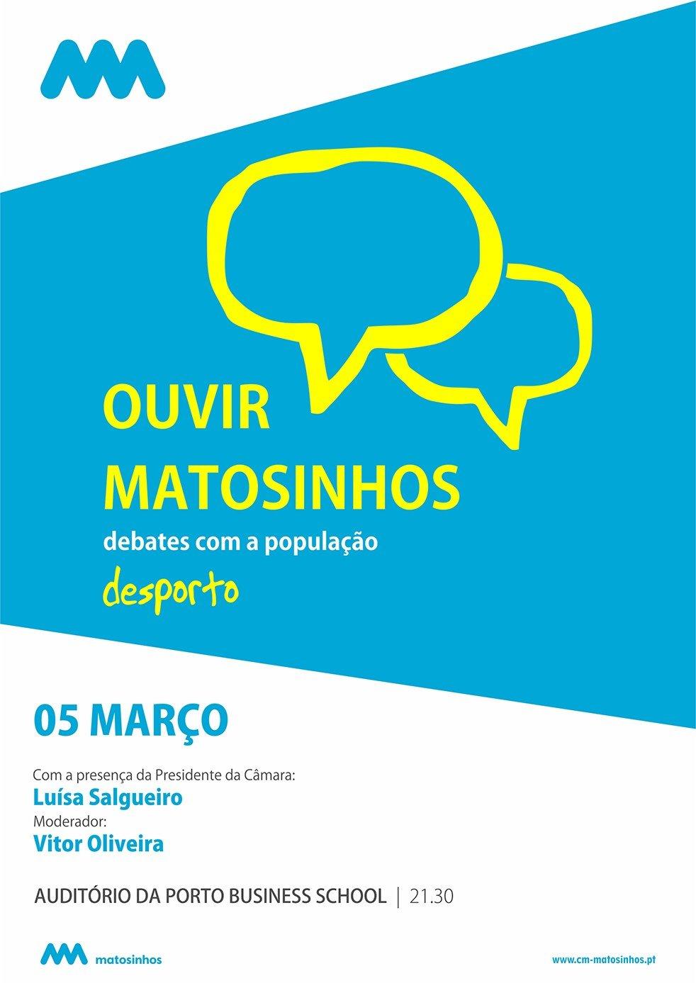 Ouvir Matosinhos