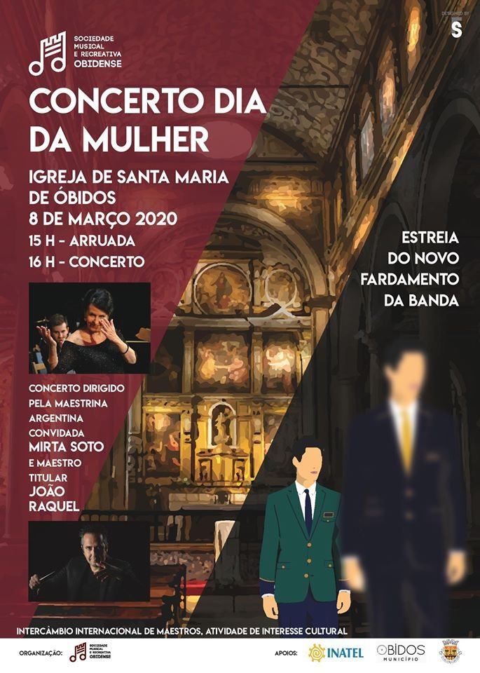 Concerto Dia da Mulher | S.M.R.O