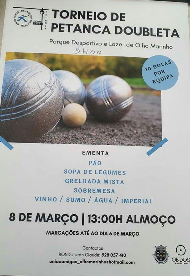 Torneio de Petanca Doubleta