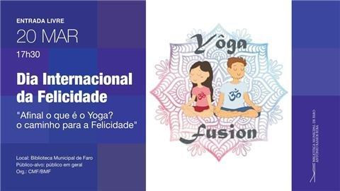 Afinal o que é o Yoga?